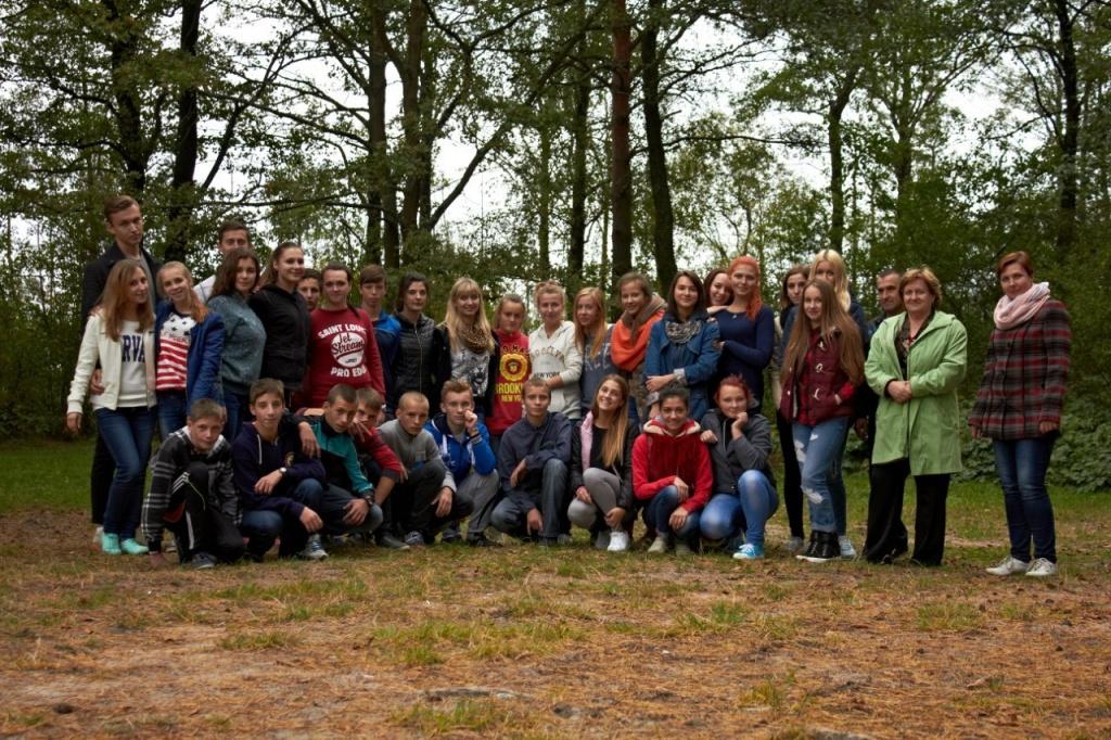 студенты выехали на природу потрахаца-аи1